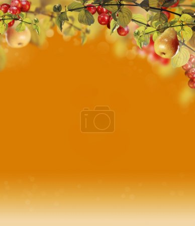 Abstract Colorful Classic Background