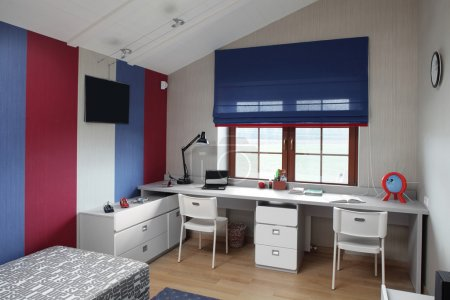 Photo for Bright and beautiful interior of children room - Royalty Free Image