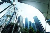 Shanghai Lujiazui Financial Center skyscraper
