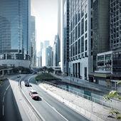 The streets of Hong Kong