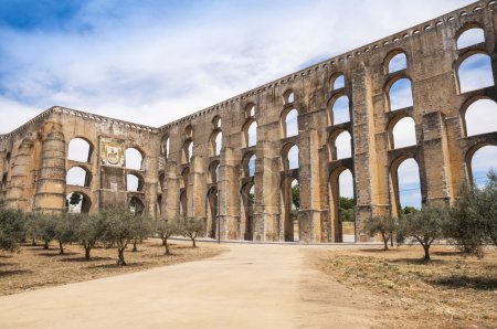 Roman aqueduct of Elvas, Portugal