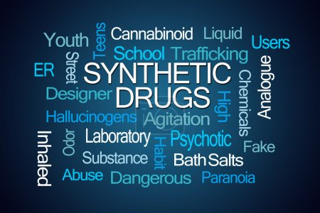 Synthetic Drugs Word Cloud