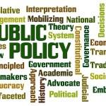 Постер, плакат: Public Policy