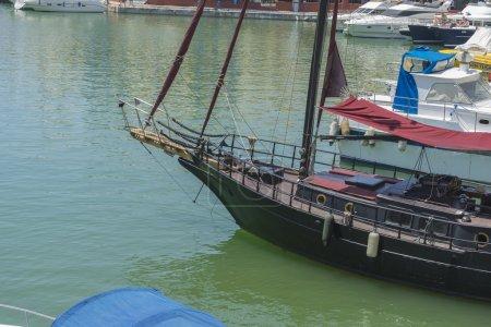 pirate boat  in Marbella
