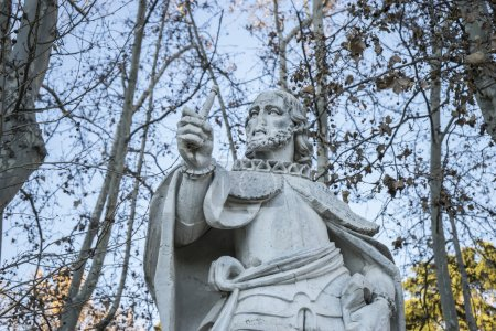 Sabati Gardens with sculpture