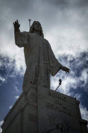 Christ,Cerro de los Angeles