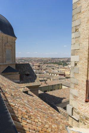Streets of the city Toledo