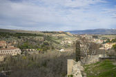 Spanish city of Segovia