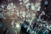 Vláken připojení, telekomunikační koncepce