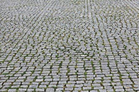 Stone paving blocks