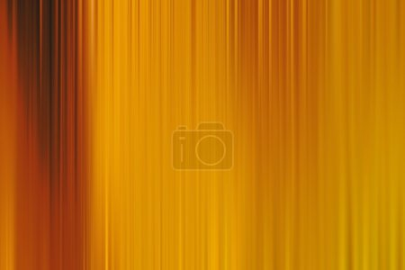 Photo for Abstract autumn yellow motion blur  background - Royalty Free Image