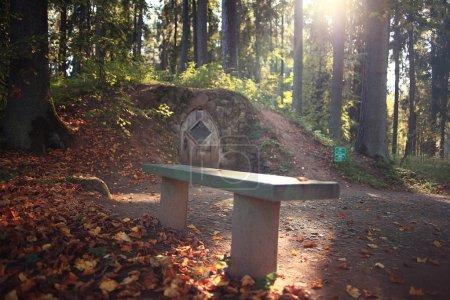 Hobbit house grotto