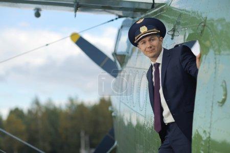 Man pilot
