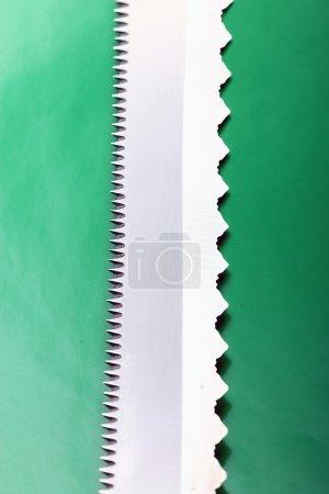 steel saw blade