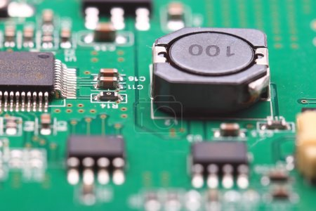 Photo for Background chip computer electronics - Royalty Free Image