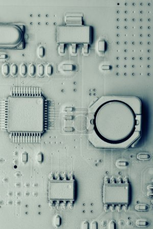 background chip computer