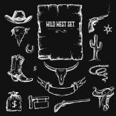 Wild West  Set Collection