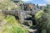 Cumbe Mayo - pre-Inca aqueduct