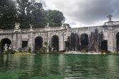 Garten des Palastes von Caserta