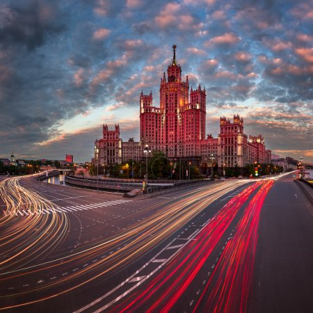 Kotelnicheskaya Embankment Building, One of the Moscow Seven Sis