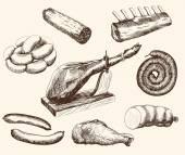 Húsipari termékek