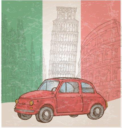 iitalian background