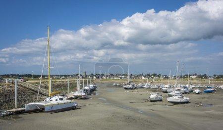 Portbail Harbour
