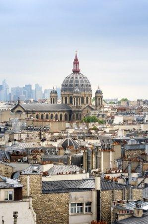 Saint-Augustin Church in  Paris