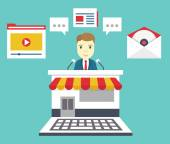 Customer Relationship Management Means of interacting with customers