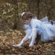 Постер, плакат: Little ballerina