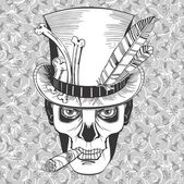 day of the dead baron samedi image