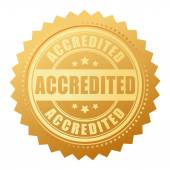 Accredited gold certificate