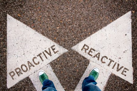 Proactive and reactive dilemma
