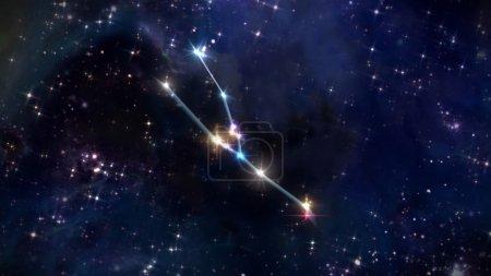 2 звезды Телец Гороскоп