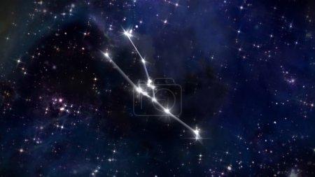 2 Белая звезда Телец Гороскоп