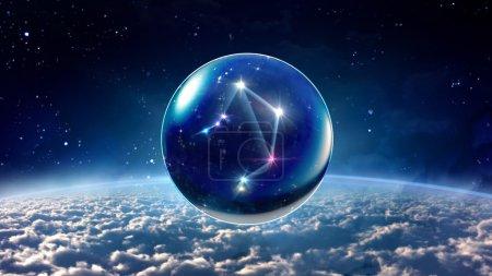 Star 7 Libra Horoscopes Zodiac Signs space