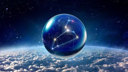 star 5 Leo Horoscopes Zodiac Signs space