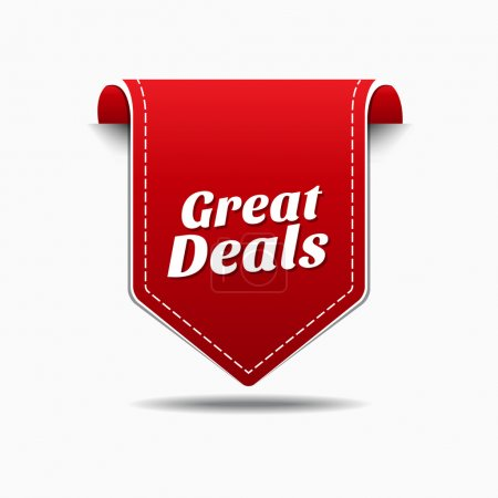 Great Deals Icon Design