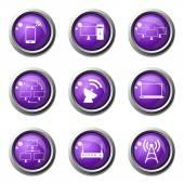 Nastavit ikonu komunikace Telecom