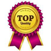 Nejvyšší kvality Pink Seal vektorové ikony
