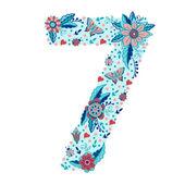 Flower number 7