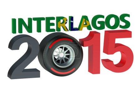 F1 Formula 1 Grand Prix Interlagos 2015