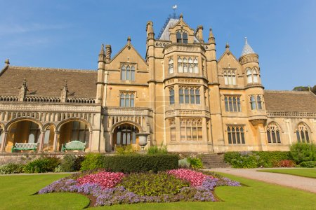 Tyntesfield House North Somerset England UK a Victorian mansion