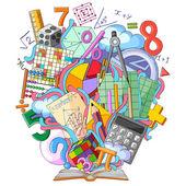 Kniha znalostí pro matematiku