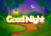 Good Night wallpaper background