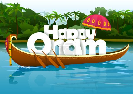 Happy Onam wallpaper background