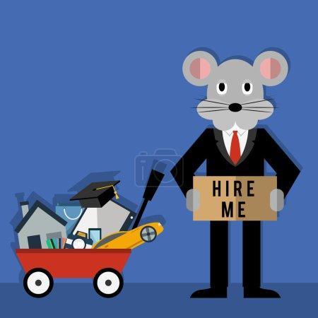 Rats Life Problems