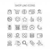 Nastavit nákupní ikon