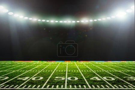 Stadium night american