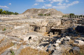 Ruins of Beit Shean